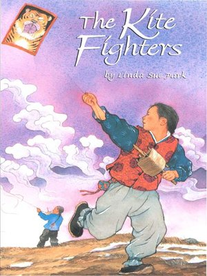 cover image of The Kite Fighters