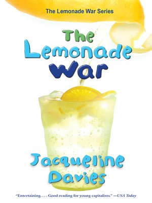 Title details for The Lemonade War by Jacqueline Davies - Available