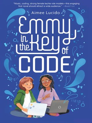 cover image of Emmy in the Key of Code