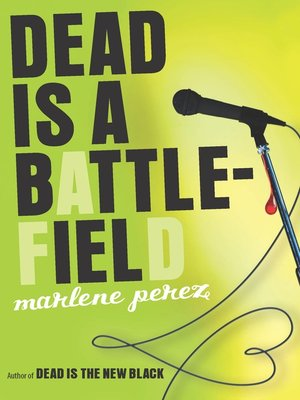 cover image of Dead Is a Battlefield