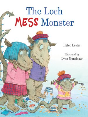 cover image of The Loch Mess Monster