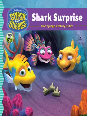cover image of Shark Surprise