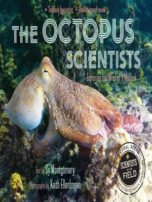 cover image of The Octopus Scientists