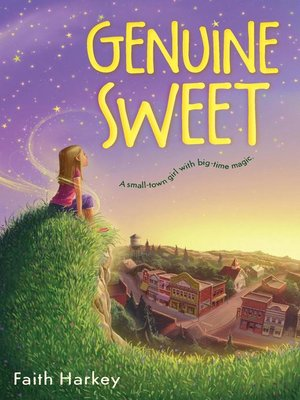 cover image of Genuine Sweet