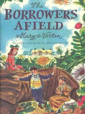 cover image of The Borrowers Afield
