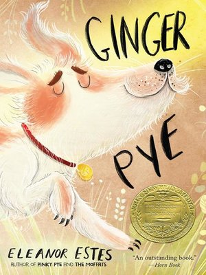 cover image of Ginger Pye