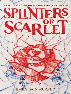 cover image of Splinters of Scarlet