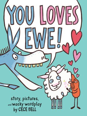 cover image of You Loves Ewe!