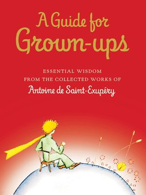 cover image of A Guide for Grown-ups