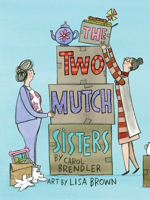 cover image of The Two Mutch Sisters