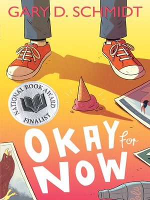 cover image of Okay for Now