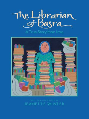cover image of The Librarian of Basra
