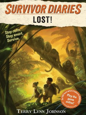 cover image of Lost!