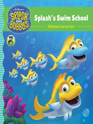 cover image of Splash's Swim School