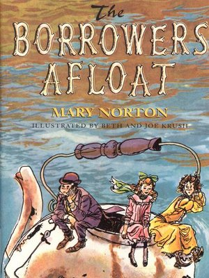 cover image of The Borrowers Afloat