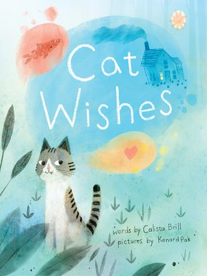 cover image of Cat Wishes