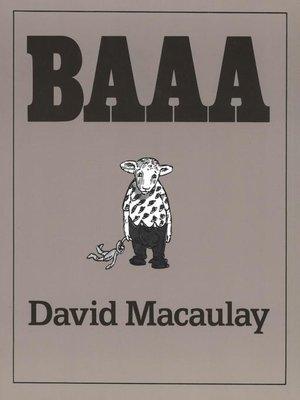 cover image of Baaa