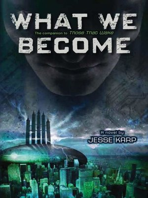 cover image of What We Become