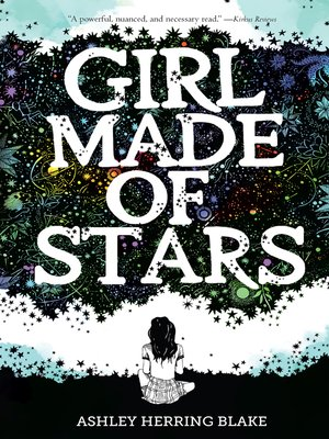 cover image of Girl Made of Stars