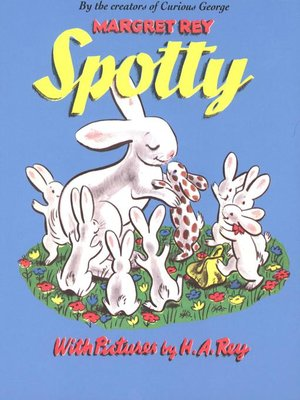 cover image of Spotty