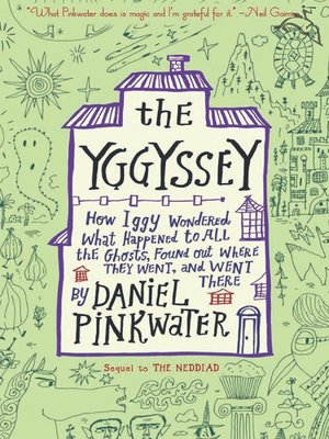 cover image of The Yggyssey
