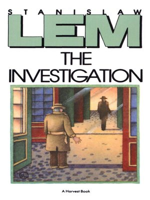 cover image of The Investigation
