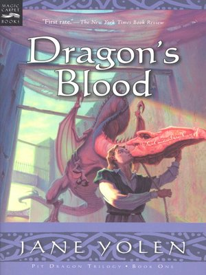 cover image of Dragon's Blood