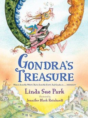 cover image of Gondra's Treasure