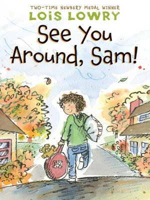 cover image of See You Around, Sam!