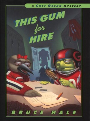 cover image of This Gum for Hire