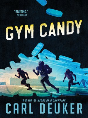 cover image of Gym Candy
