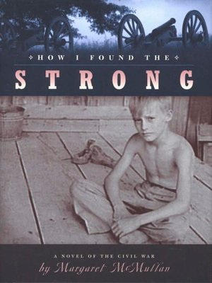 cover image of How I Found the Strong
