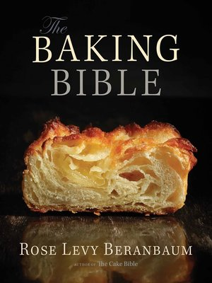 cover image of The Baking Bible