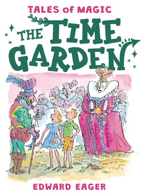 cover image of The Time Garden