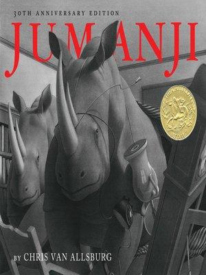 cover image of Jumanji