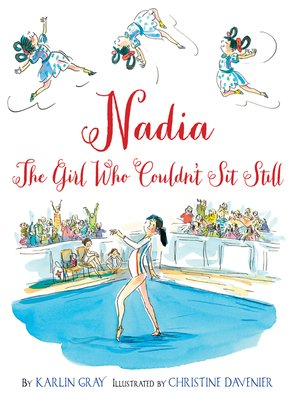 cover image of Nadia