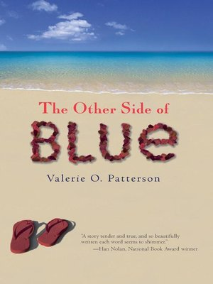 cover image of The Other Side of Blue