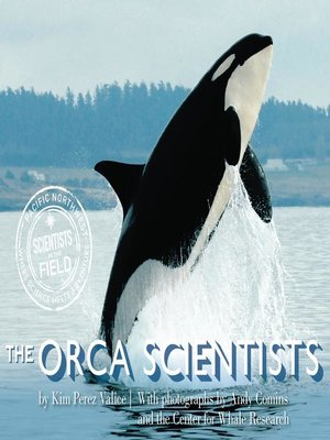 cover image of The Orca Scientists