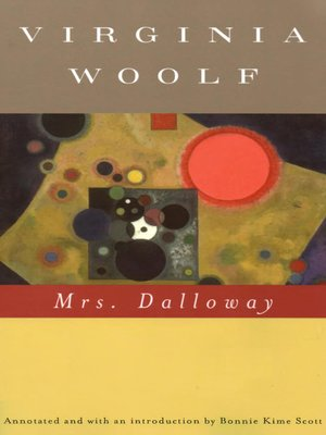cover image of Mrs. Dalloway (Annotated)
