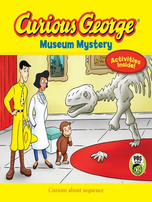 cover image of Curious George Museum Mystery (CGTV)