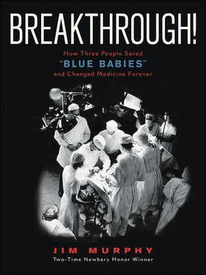 cover image of Breakthrough!