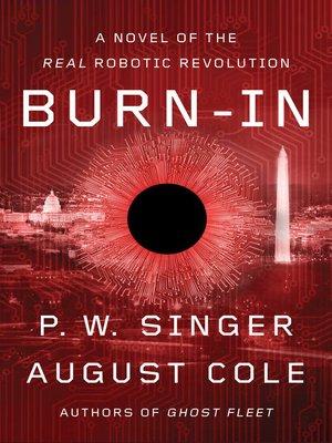 Burn-in Book Cover