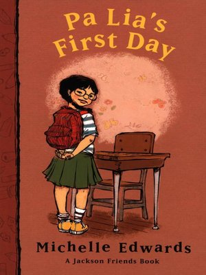 cover image of Pa Lia's First Day