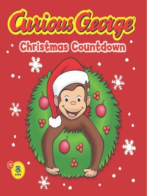 cover image of Curious George Christmas Countdown