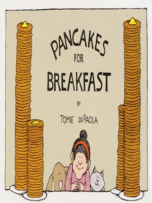 cover image of Pancakes for Breakfast