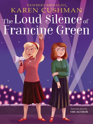 cover image of The Loud Silence of Francine Green