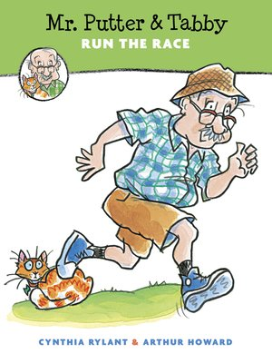 cover image of Mr. Putter & Tabby Run the Race