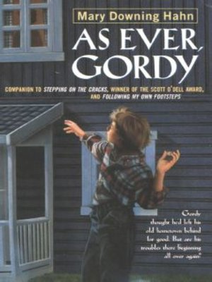 cover image of As Ever, Gordy