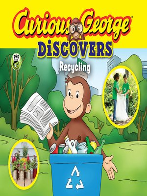 cover image of Curious George Discovers Recycling