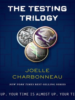 cover image of The Testing Trilogy
